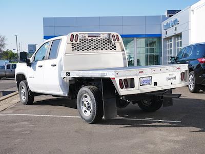 2021 Silverado 2500 Double Cab 4x4,  Knapheide Aluminum PGNB Gooseneck Platform Body #215666 - photo 2