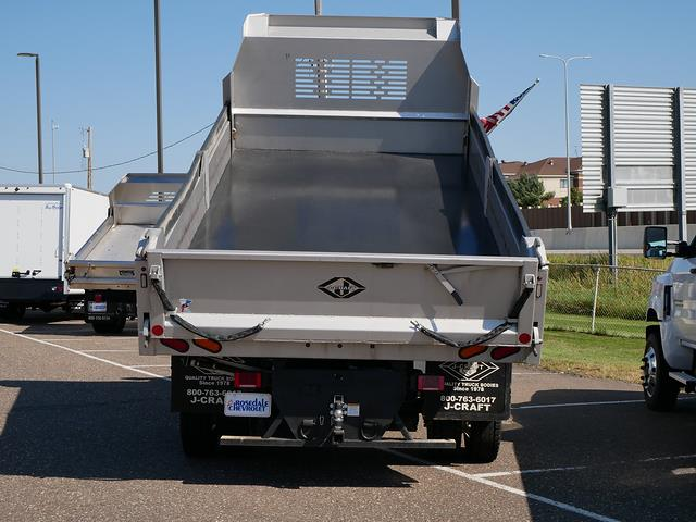 2021 Silverado 5500 Regular Cab DRW 4x2,  J-Craft Dump Body #215685 - photo 2