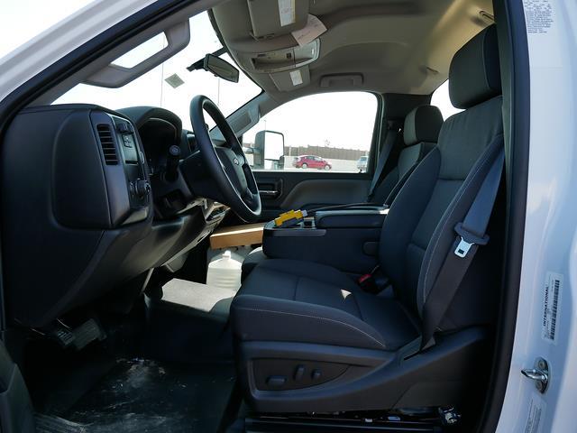 2021 Silverado 5500 Regular Cab DRW 4x2,  J-Craft Dump Body #215685 - photo 3