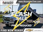 2021 Silverado 5500 Regular Cab DRW 4x2,  J-Craft Dump Body #215685 - photo 1