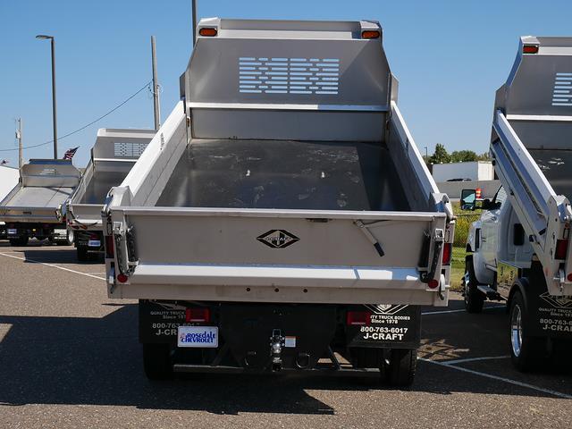 2021 Silverado 5500 Crew Cab DRW 4x4,  J-Craft Dump Body #215742 - photo 2