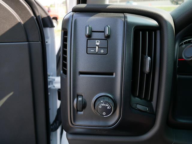 2021 Silverado 5500 Regular Cab DRW 4x2,  Cab Chassis #215859 - photo 6