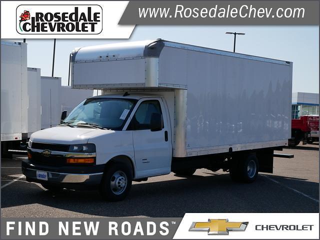 2021 Express 4500 DRW 4x2,  Supreme Iner-City Cutaway Van #215871 - photo 1