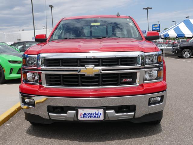 2015 Silverado 1500 Double Cab 4x4,  Pickup #9445 - photo 3