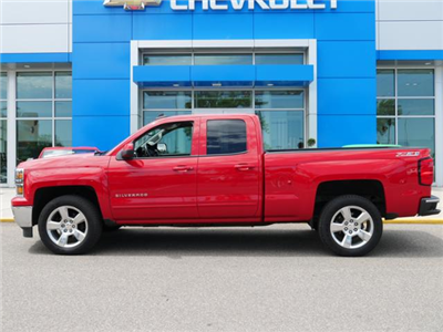 2015 Silverado 1500 Double Cab 4x4,  Pickup #9445 - photo 4