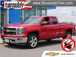 2015 Silverado 1500 Double Cab 4x4,  Pickup #9445 - photo 1