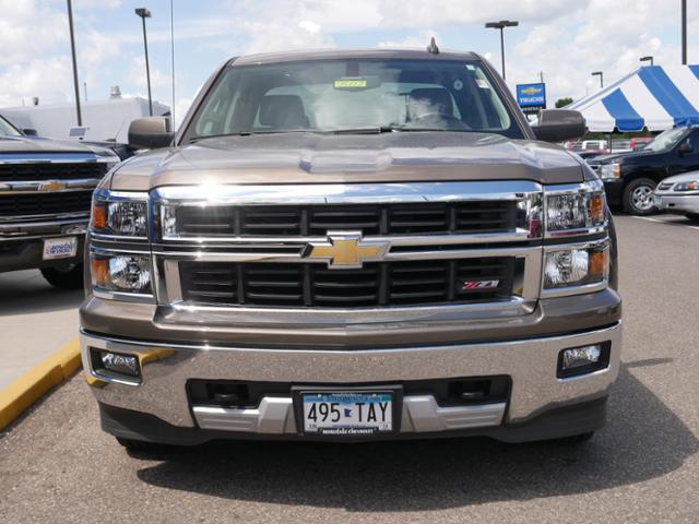 2015 Silverado 1500 Double Cab 4x4,  Pickup #9507 - photo 3