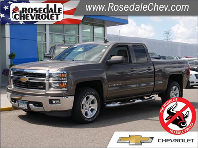 2015 Silverado 1500 Double Cab 4x4,  Pickup #9507 - photo 1