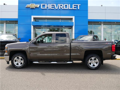 2015 Silverado 1500 Double Cab 4x4,  Pickup #9507 - photo 4