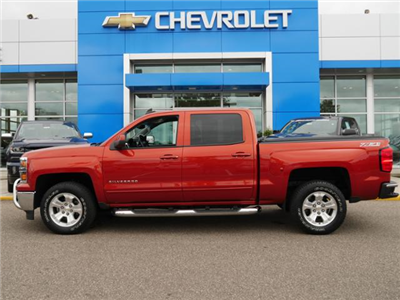 2015 Silverado 1500 Crew Cab 4x4,  Pickup #9522 - photo 4
