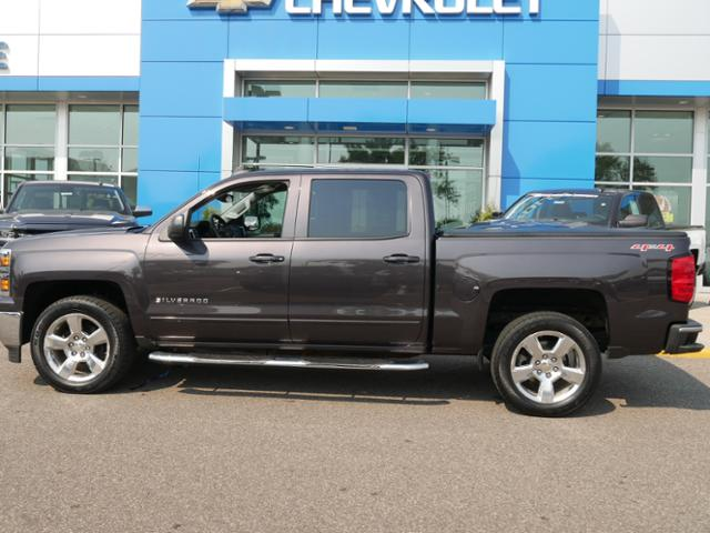2015 Silverado 1500 Crew Cab 4x4,  Pickup #9534 - photo 4