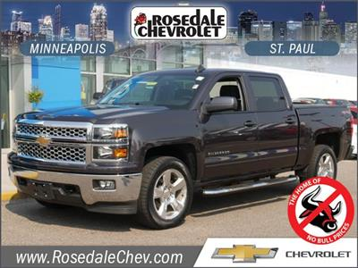 2015 Silverado 1500 Crew Cab 4x4,  Pickup #9534 - photo 1