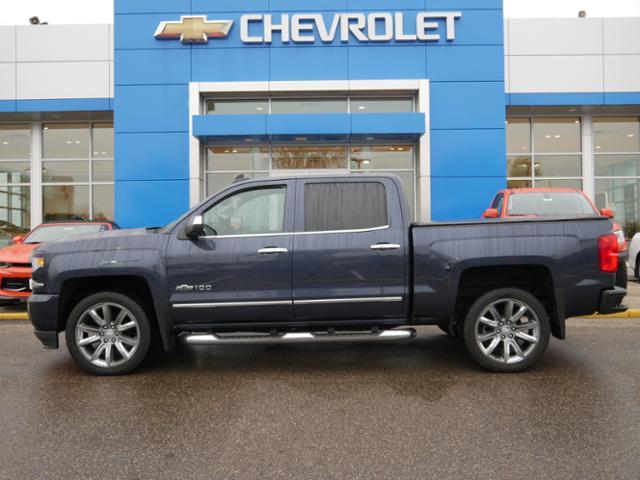 2018 Silverado 1500 Crew Cab 4x4,  Pickup #9551 - photo 4
