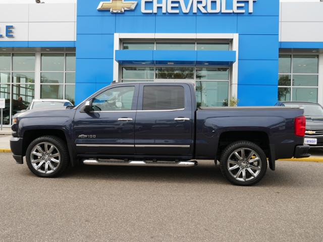 2018 Silverado 1500 Crew Cab 4x4,  Pickup #9596 - photo 4