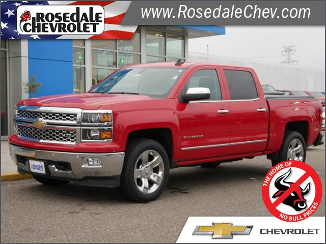 2015 Silverado 1500 Crew Cab 4x4,  Pickup #9610 - photo 1