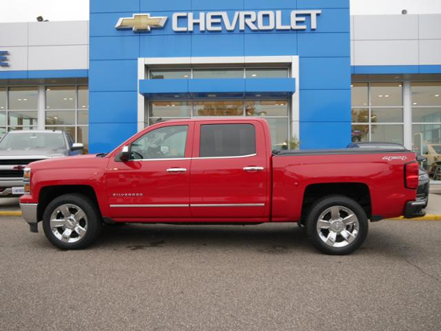 2015 Silverado 1500 Crew Cab 4x4,  Pickup #9610 - photo 3
