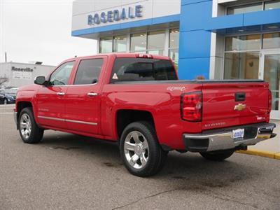 2015 Silverado 1500 Crew Cab 4x4,  Pickup #9610 - photo 4
