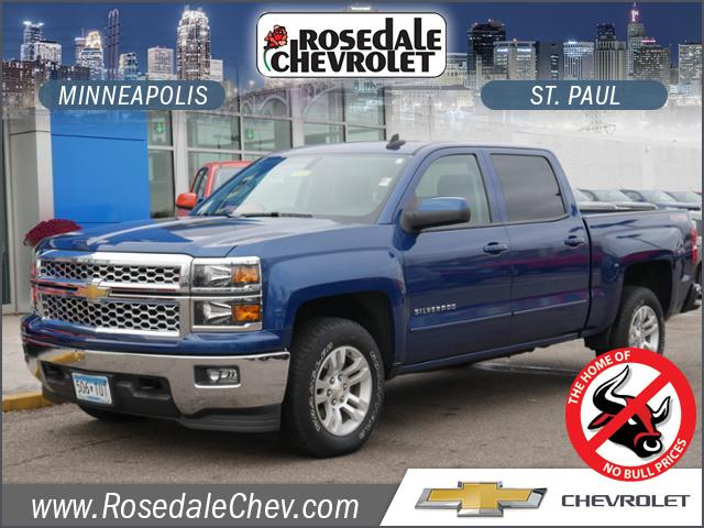 2015 Silverado 1500 Crew Cab 4x4,  Pickup #9686 - photo 1