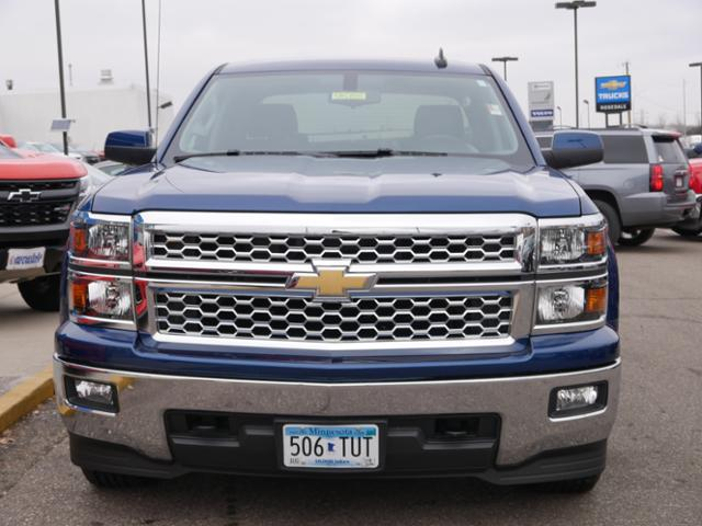 2015 Silverado 1500 Crew Cab 4x4,  Pickup #9686 - photo 3