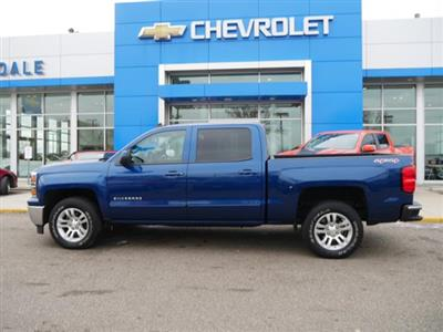 2015 Silverado 1500 Crew Cab 4x4,  Pickup #9686 - photo 5
