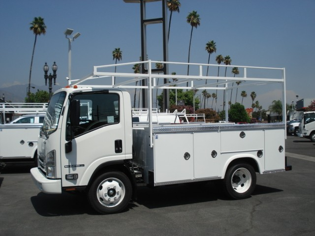 Thorson Isuzu | Commercial Work Trucks and Vans