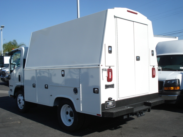 2019 Isuzu NPR-HD Regular Cab 4x2,  Knapheide Service Body #T48905 - photo 1