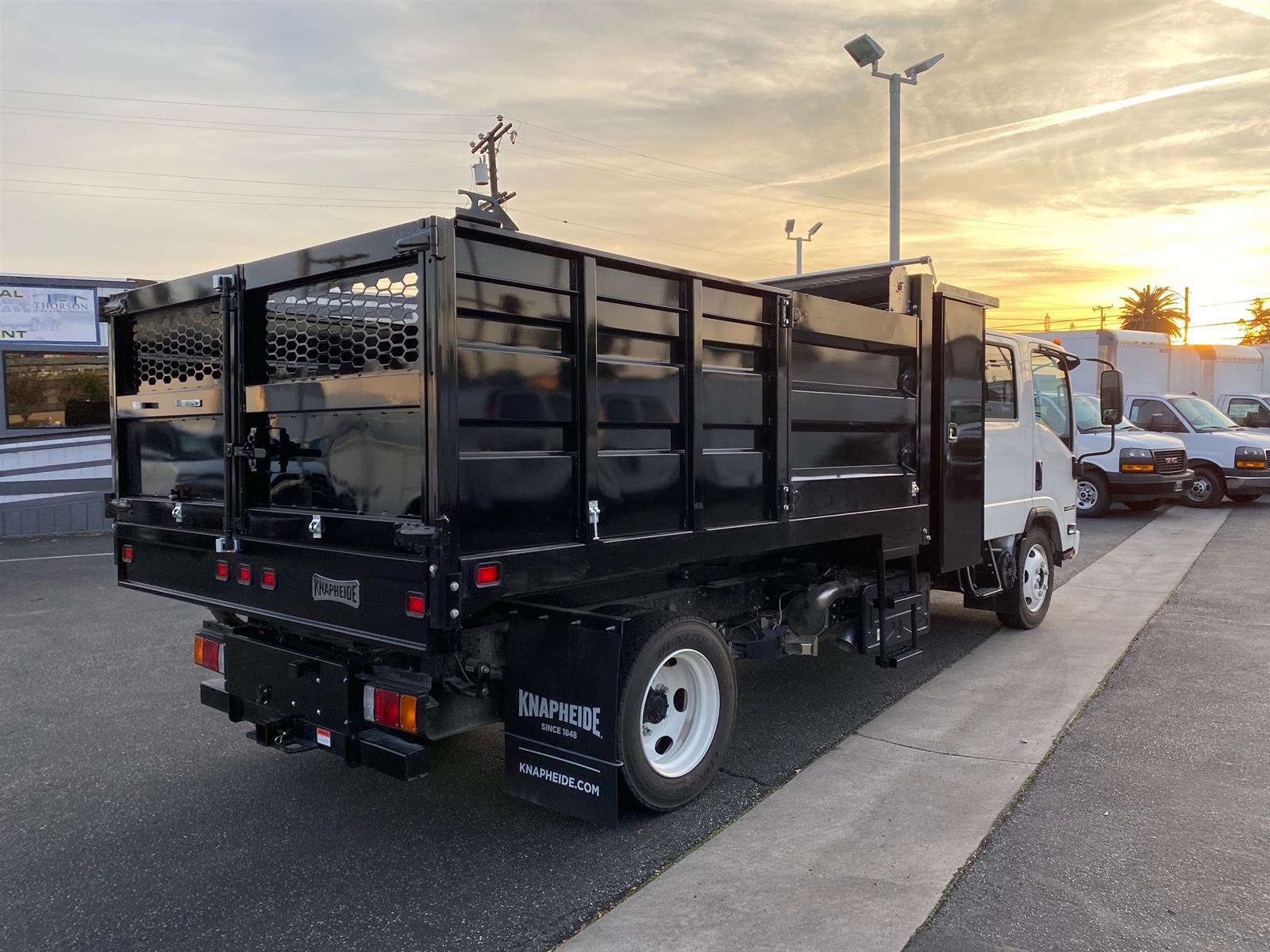 2020 Isuzu NPR-XD Crew Cab 4x2, 11' Knapheide Landscaper Body #T49594 - photo 1