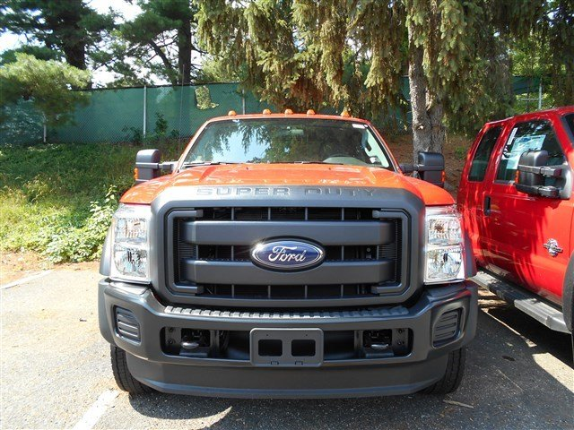2016 F-450 Super Cab DRW, Rugby Landscape Dump #7R0040 - photo 8
