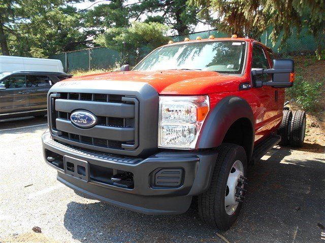 2016 F-450 Super Cab DRW, Rugby Landscape Dump #7R0040 - photo 4