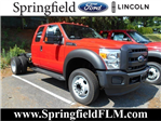 2016 F-450 Super Cab DRW, Rugby Landscape Dump #7R0040 - photo 1