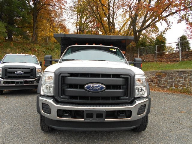 2016 F-450 Regular Cab DRW 4x4, Rugby Landscape Dump #7R0407 - photo 3
