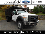 2016 F-450 Regular Cab DRW 4x4, Rugby Landscape Dump #7R0407 - photo 1