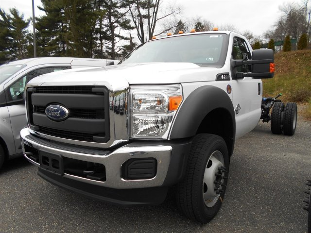 2016 F-550 Regular Cab DRW, Cab Chassis #7R0586 - photo 4