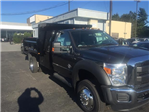 2016 F-550 Regular Cab DRW 4x4, Rugby Dump Body #7R0739 - photo 1