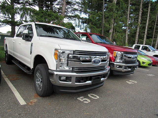 2017 F-250 Crew Cab 4x4 Pickup #7S1216 - photo 1