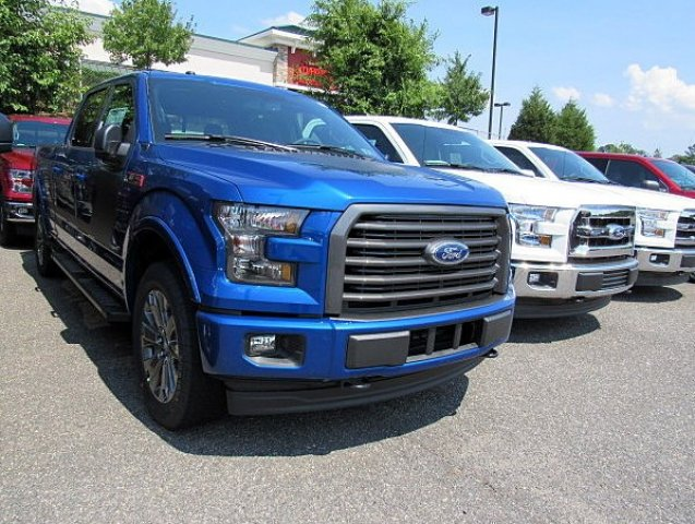 2017 F-150 Crew Cab 4x4 Pickup #7S1258 - photo 3