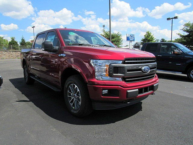 2018 F-150 Crew Cab 4x4 Pickup #7T0005 - photo 3