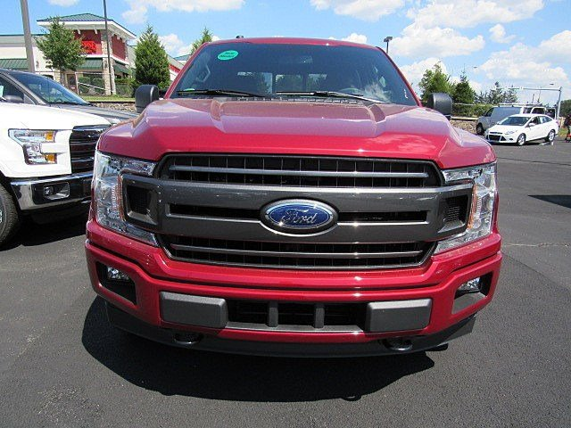 2018 F-150 Crew Cab 4x4 Pickup #7T0005 - photo 2