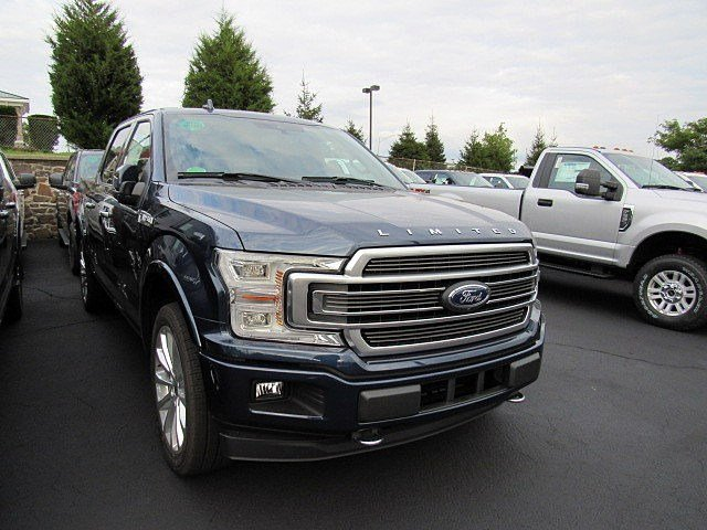 2018 F-150 Crew Cab 4x4 Pickup #7T0006 - photo 3