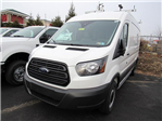 2018 Transit 250 Med Roof, Cargo Van #7T0022X - photo 1