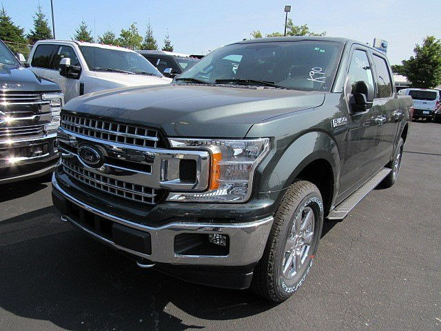 2018 F-150 Crew Cab 4x4, Pickup #7T0030 - photo 1