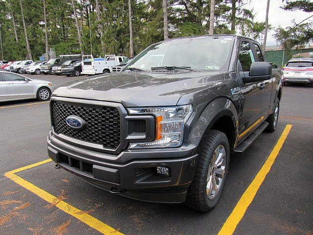 2018 F-150 Super Cab 4x4 Pickup #7T0060 - photo 1