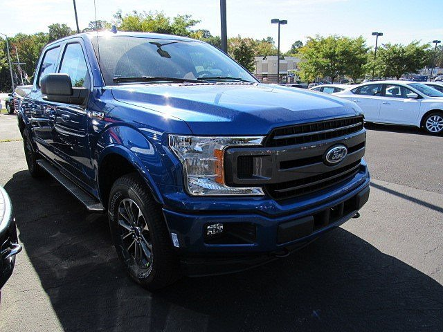 2018 F-150 Crew Cab 4x4 Pickup #7T0073 - photo 2