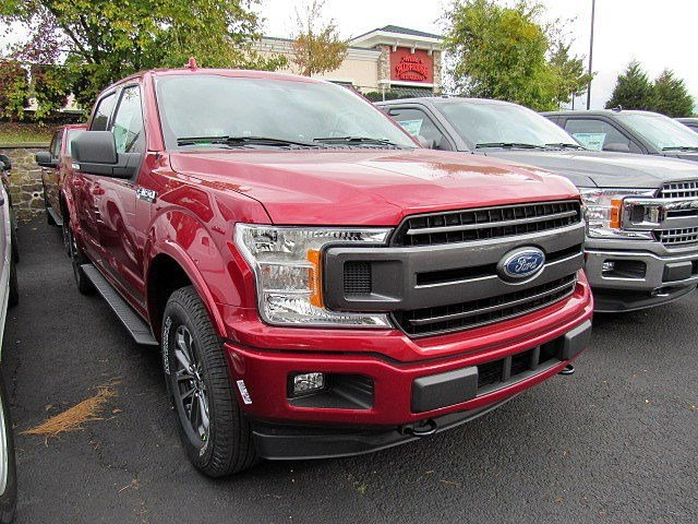2018 F-150 Crew Cab 4x4 Pickup #7T0090 - photo 2