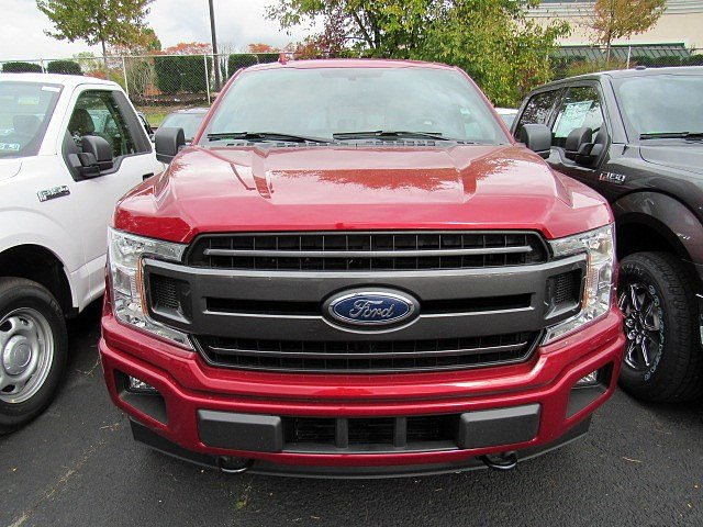 2018 F-150 Crew Cab 4x4 Pickup #7T0090 - photo 3