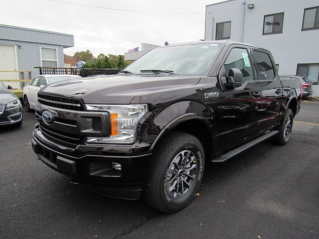 2018 F-150 Crew Cab 4x4, Pickup #7T0111 - photo 1