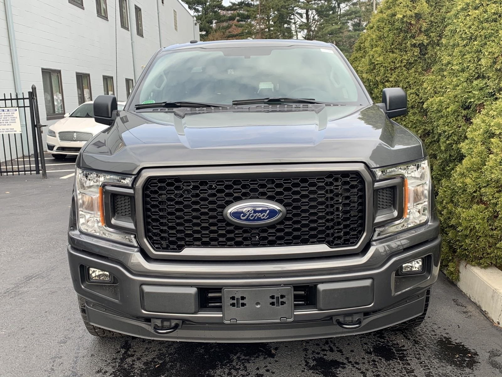 2018 F-150 SuperCrew Cab 4x4,  Pickup #7T0179X - photo 3