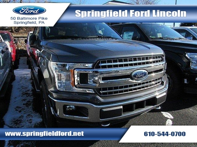 2018 F-150 SuperCrew Cab 4x4,  Pickup #7T0211 - photo 1