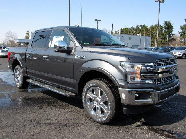 2018 F-150 SuperCrew Cab 4x4,  Pickup #7T0211 - photo 3