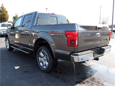2018 F-150 SuperCrew Cab 4x4,  Pickup #7T0211 - photo 2